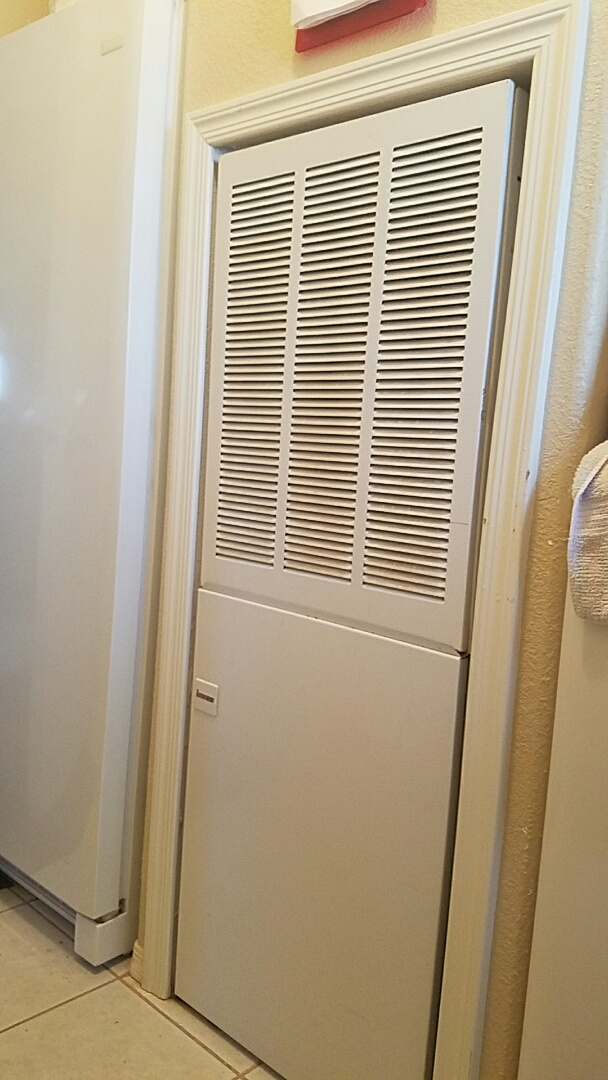 Buckeye, AZ - Seasonal cooling maintenance on Intertherm/Nordyne Split Heat Pump System for Care Club Member!