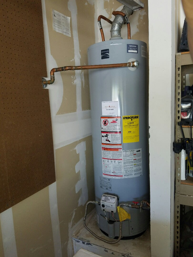 Phoenix, AZ - Performed Grand Canyon Triple Play seasonal maintenance. Includes complete inspection of water heater and cleaning of burner assembly, inspection of service panel, tighten all lugs and check breaker temps for over heating, and complete Seasonal Cooling maintenance.