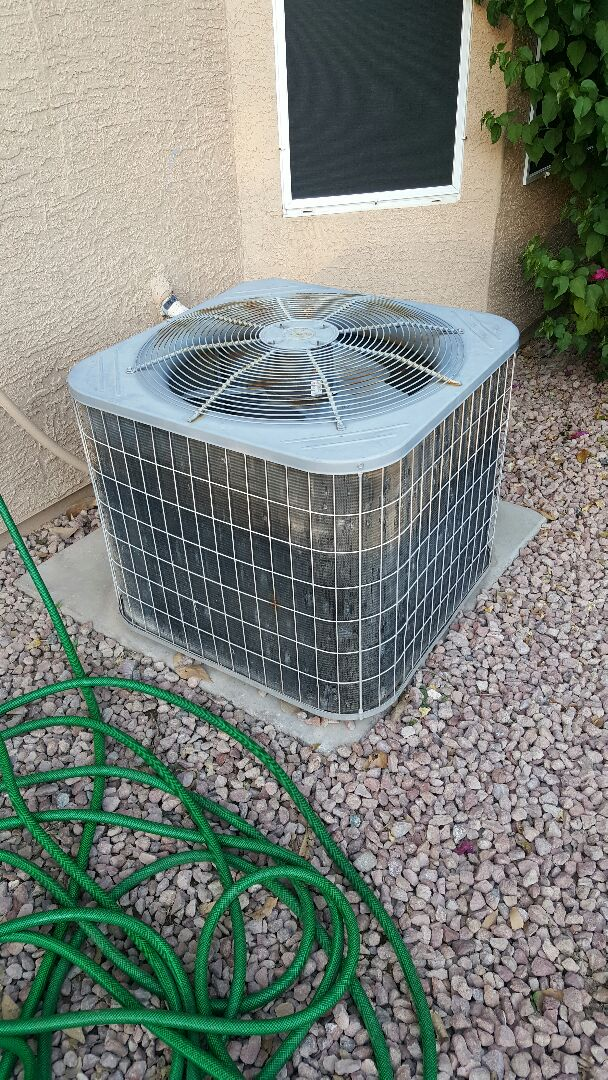 Peoria, AZ - Estimate to replace old Carrier air conditioner