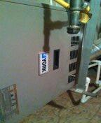 Buckeye, AZ - Cooling maintenance on a split system York.