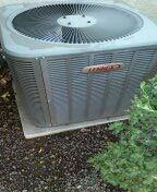 Buckeye, AZ - A/c maintenance on a split system.
