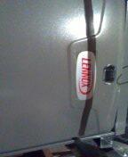 Buckeye, AZ - A/C check up on a Lennox gas furnace split system.