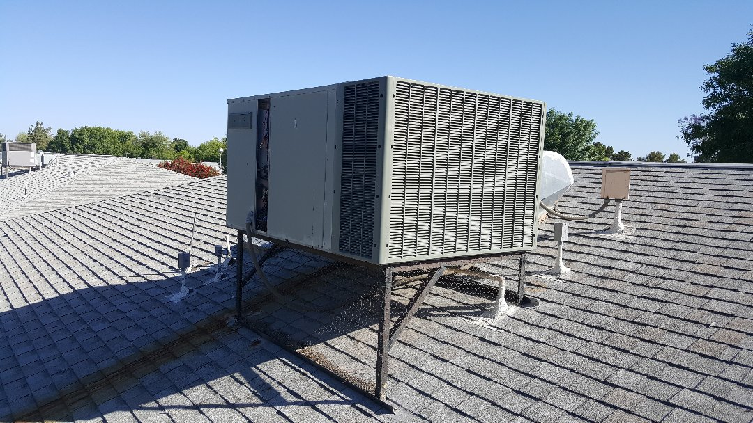 Sun City West, AZ - Evaluation of train heat pump - air conditioner