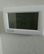 Peoria, AZ - Spring A/C check up.