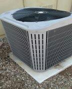 Goodyear, AZ - Routine three system AC  maintenance.