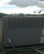 Sun City West, AZ - Diagnosing heating issue on a Carrier package heat pump unit.