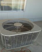 Buckeye, AZ - A/C inspection.