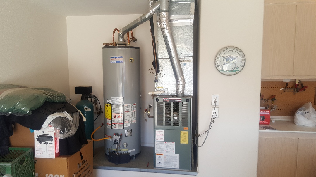 Sun City West, AZ - Estimate to replace Ruud air conditioner and furnace