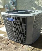 Phoenix, AZ - Air conditioning tune up. Getting ready for summer.