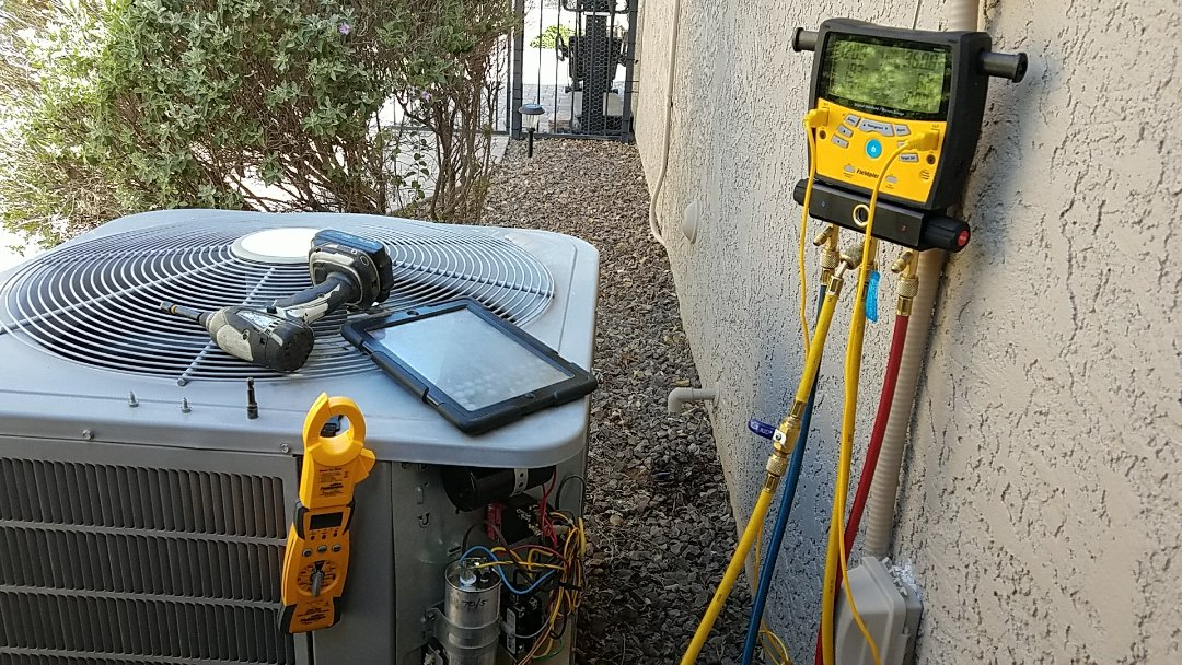 Surprise, AZ - Seasonal Cooling Maintenance for new Grand Canyon Home Services Care Club Member!