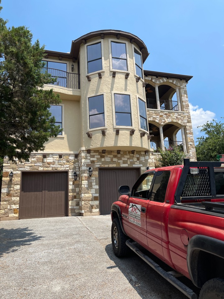 Leander, TX - Roof inspection
