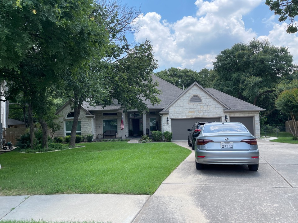 Round Rock, TX - Roof inspection