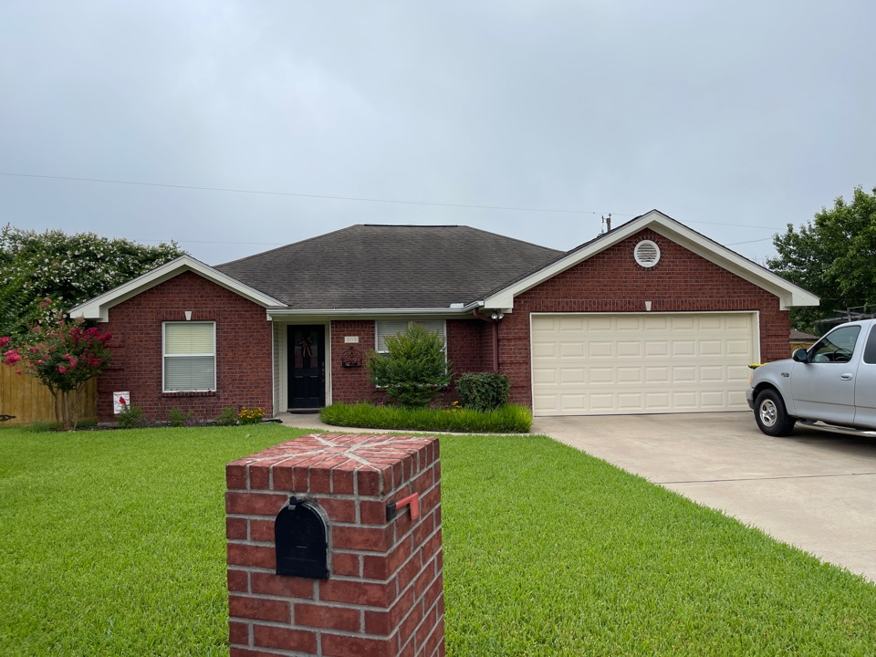 Troy, TX - Signed for Roof Replacement, approved insurance claim