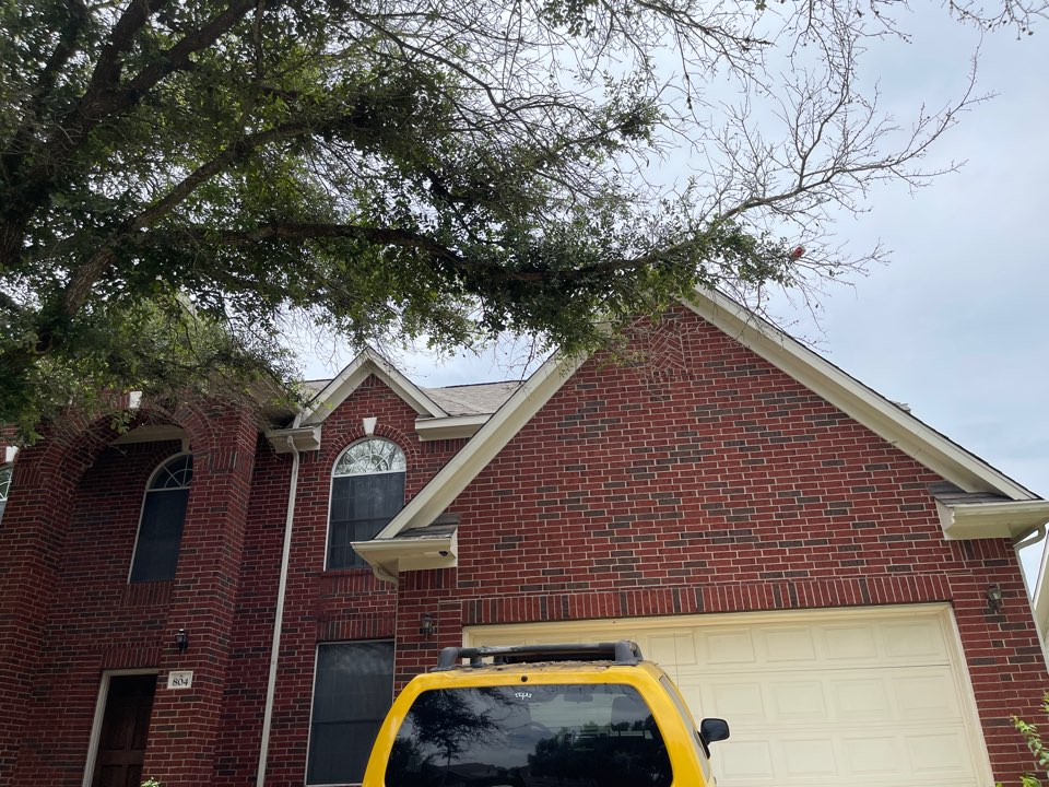 Pflugerville, TX - Roof replacement completed