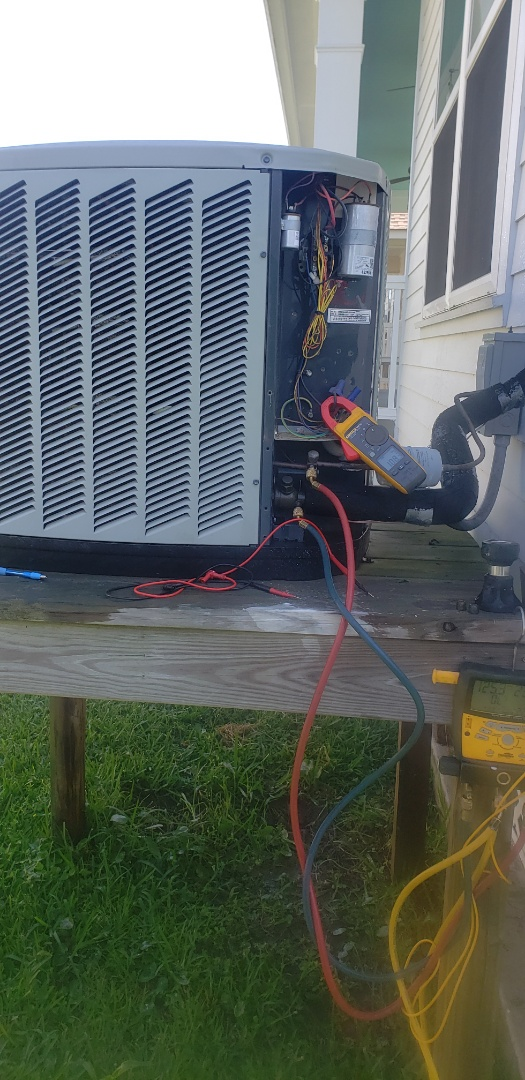 Air conditioner maintenance here in metairie