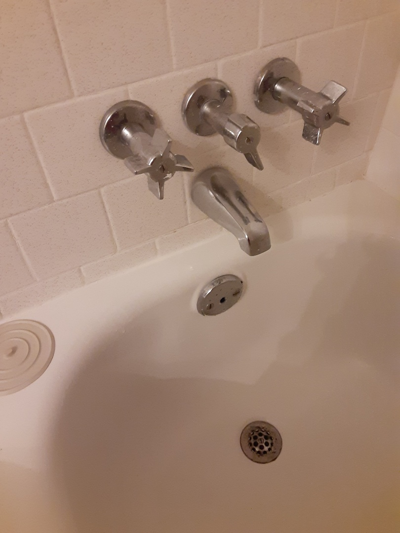 Mobile, AL - Tub stoppage and Faucet repair