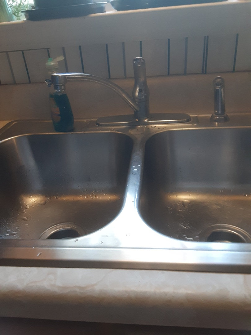 Faucet Replaced