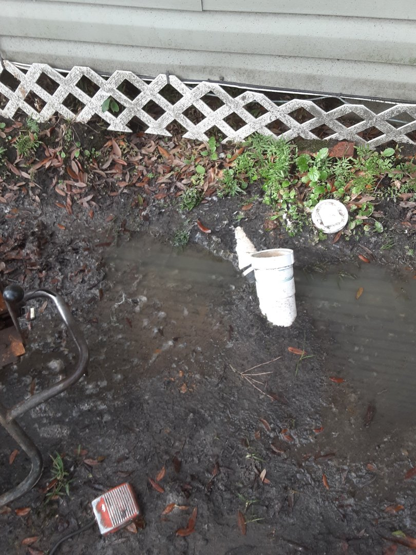 Prichard, AL - Plumbing services on sewer lines stoppage