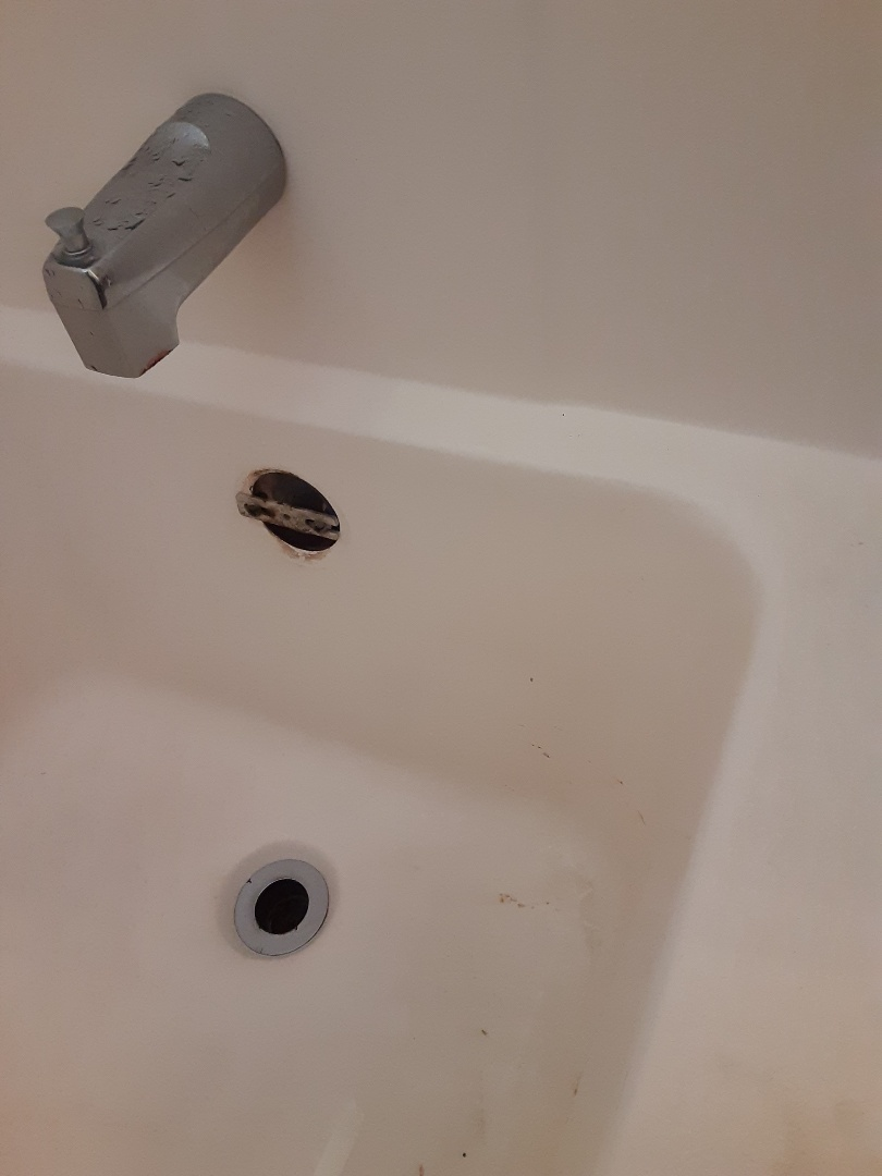 Daphne, AL - Plumbing services on tub drain stoppage in Daphne Ala