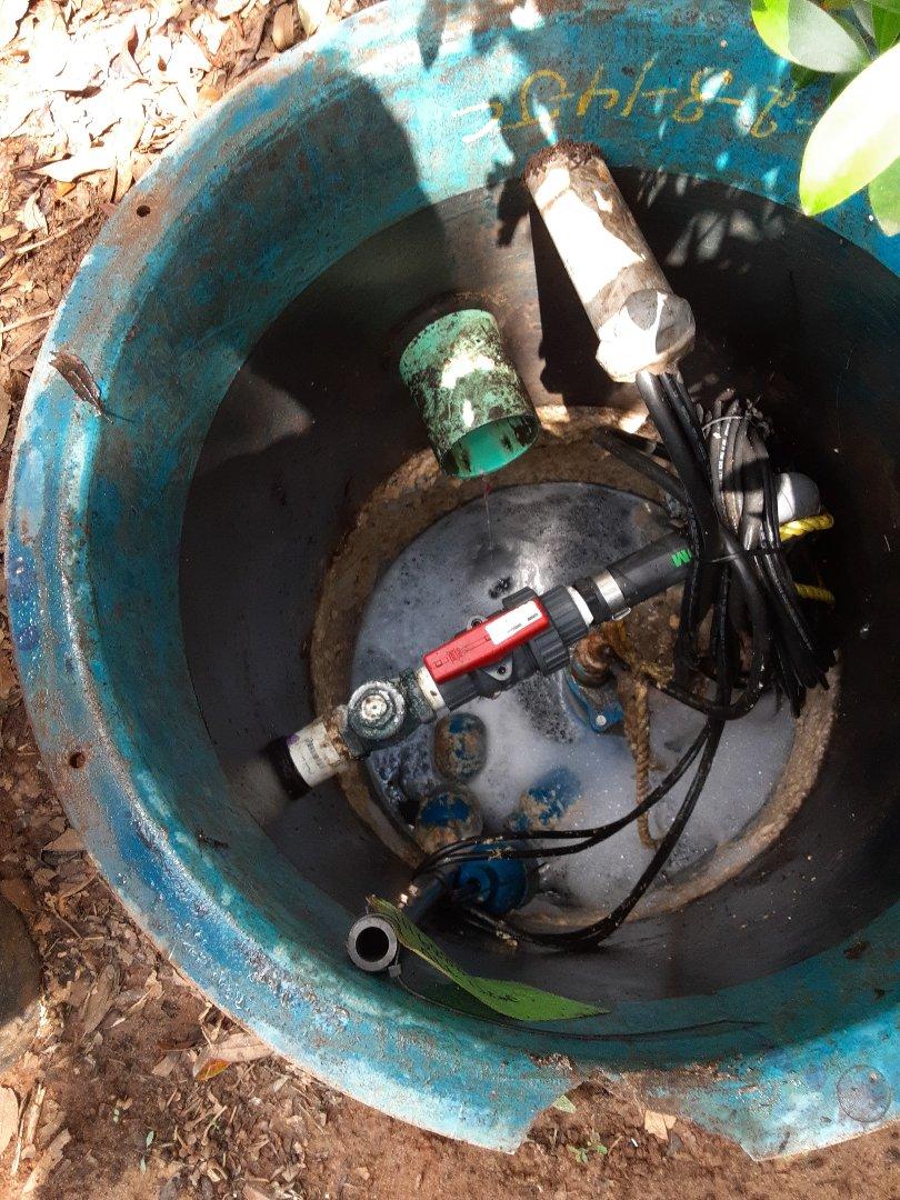 Semmes, AL - Plumbing service on sewage pump in semmes Ala