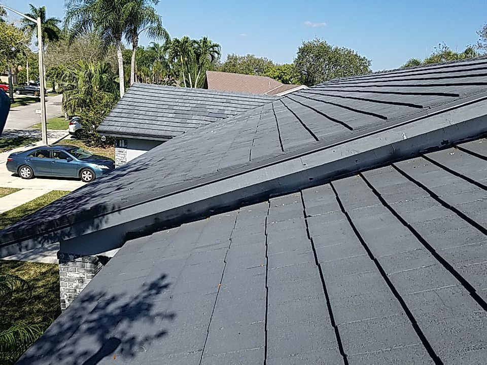 Weston, FL - Tile roof replacement estimate in Weston,FL
