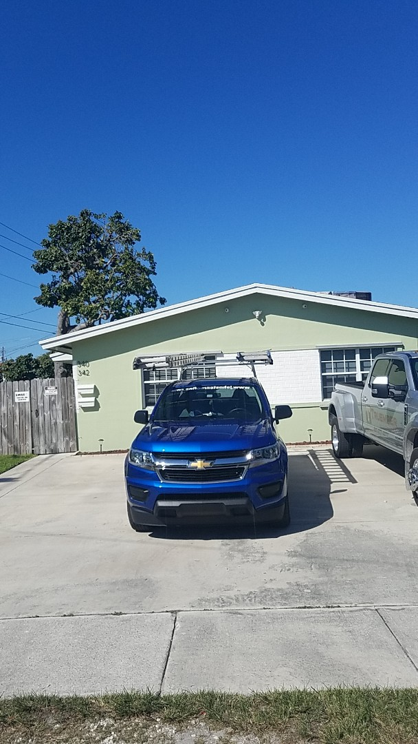 Dania Beach, FL - Shingle roof leak repair estimate by Earl Johnston Roofing Company