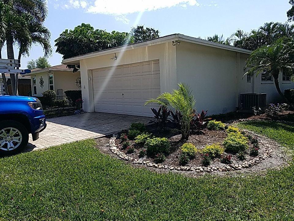 Davie, FL - Gaf Timberline hd shingle and flat re-roof estimate in Davie FL