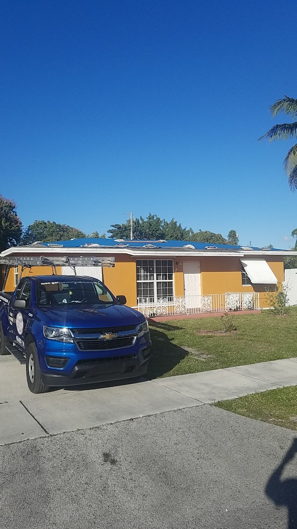 West Park, FL - GAF timberline HD shingles reroof estimate by Earl Johnston Roofing Company