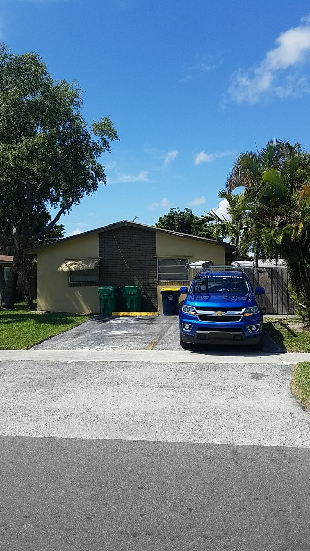 Dania Beach, FL - GAF timberline HD shingles reroof estimate by Earl Johnston Roofing Company