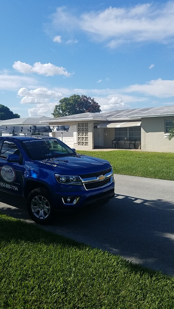 Tamarac, FL - GAF timberline HD shingles reroof replacement estimate by Aj from Earl Johnston Roofing Company