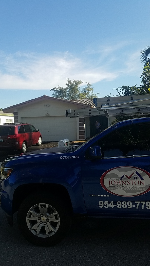Tamarac Fl Earl W Johnston Roofing