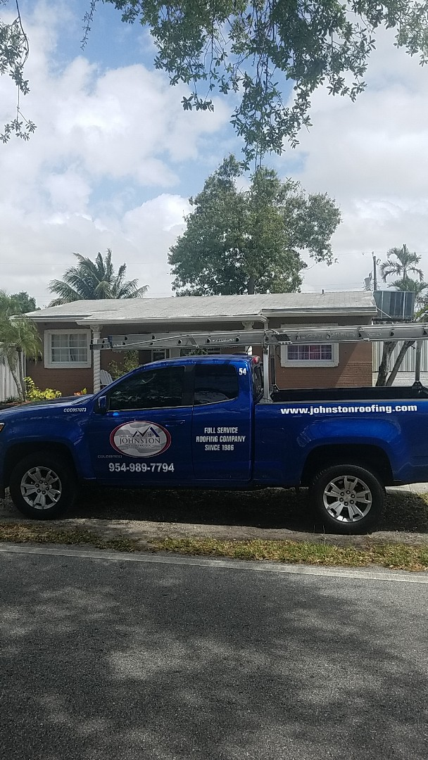 Miami Gardens, FL - GAF timberline HD shingles reroof estimate by Earl Johnston Roofing Company