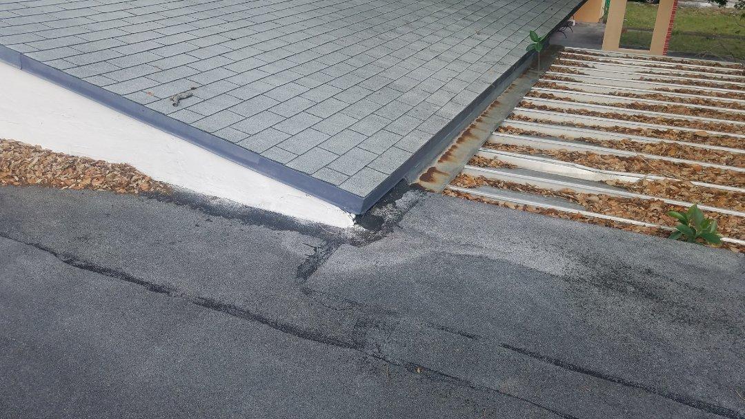Miramar, FL - Roof leak repair estimate in MIRAMAR,FL