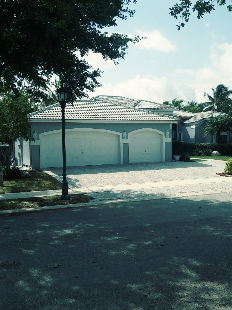 Weston, FL - Finished eagle medium profile concrete roof tile by earl w Johnston roofing llc