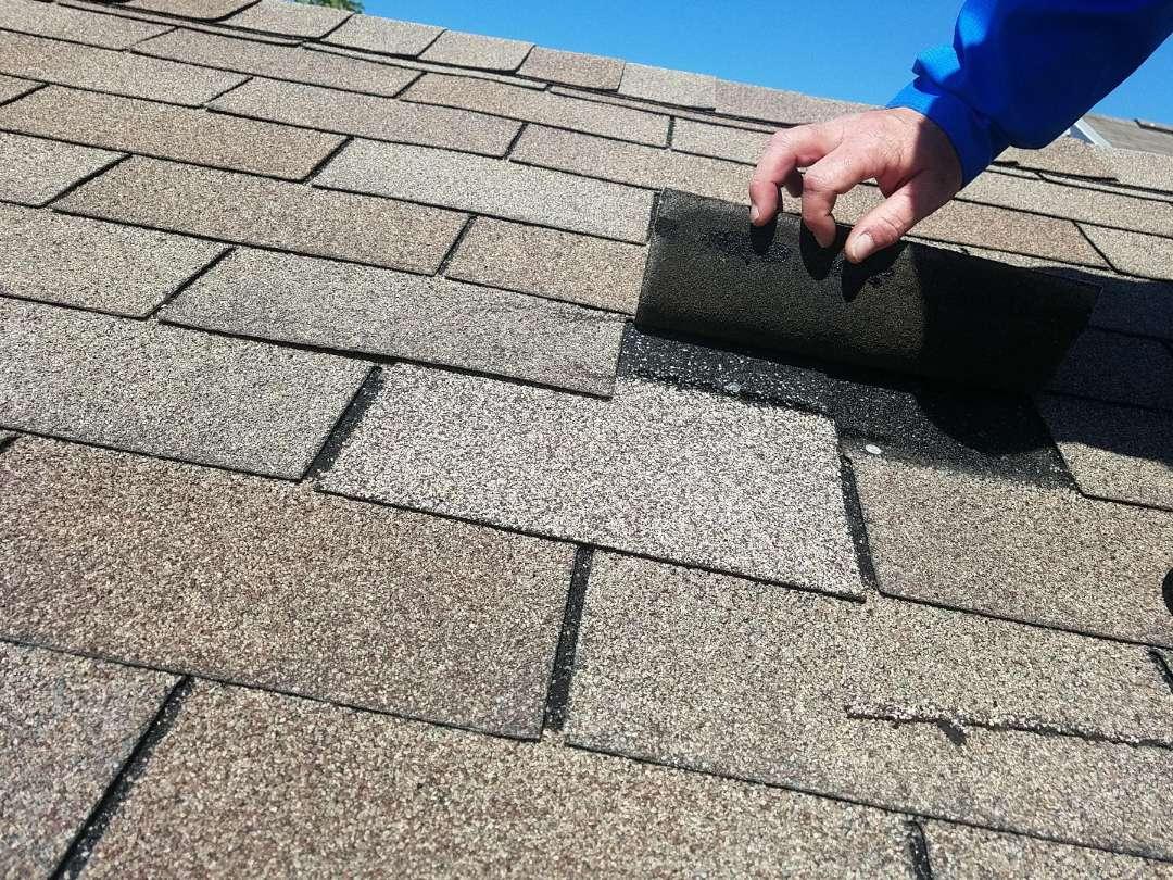 Pembroke Pines, FL - Shingle roof repair estimate in Pembroke Pines Florida