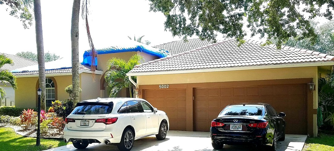 Coral Springs, FL - Tile roof replacement estimate in Coral Springs, FL