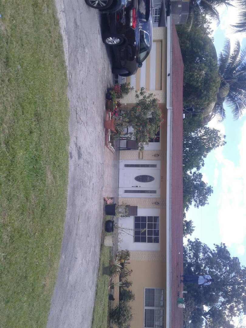 Miramar, FL - Shingle roof repair in the city of Miramar Fl done by Earl W Johnston roofing co. Your repair tech Tony&Regis