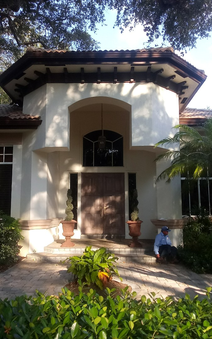 Fort Lauderdale, FL - Repair tar ' israel & alexis , mis or mrs alysan thank for choosing our compay ,your comment is very for us
