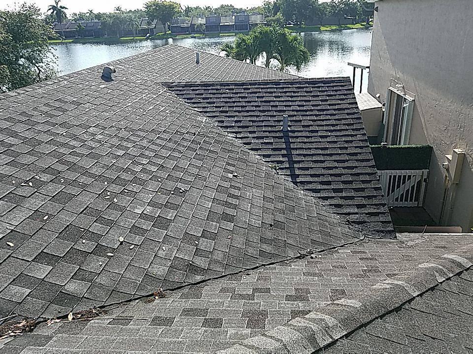 Pembroke Pines, FL - Gaf Timberline hd shingle re-roof estimate in Pembroke Pines Florida