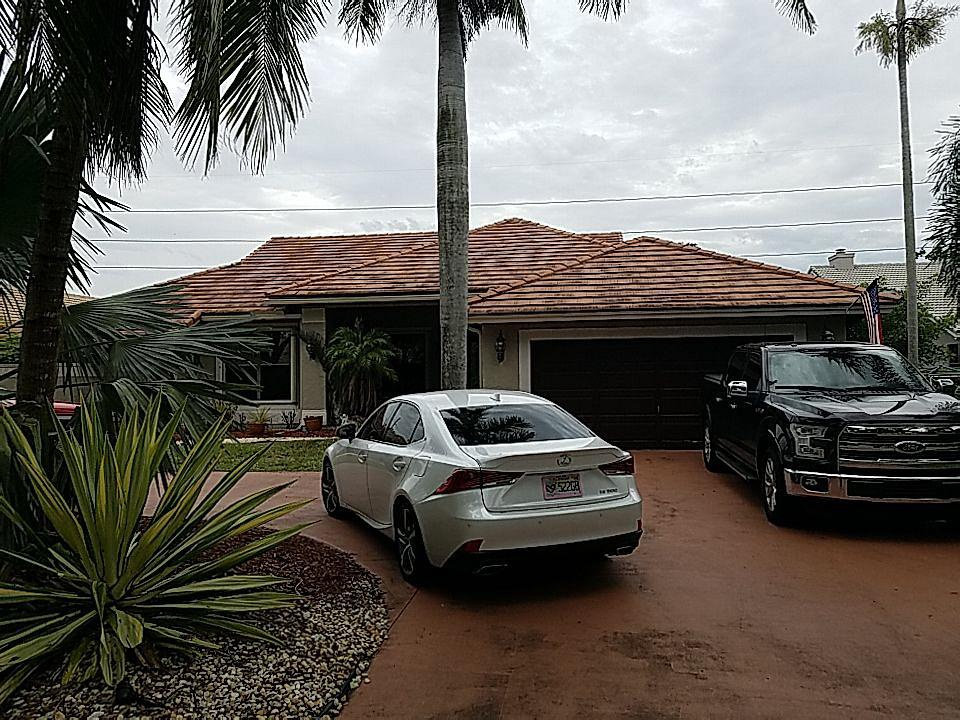 Weston, FL - Tile re-roof estimate with Tag n Stick in Weston,FL