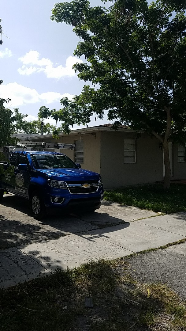 Miami, FL - GAF timberline HD shingles reroof replacement estimate by Earl Johnston Roofing Company