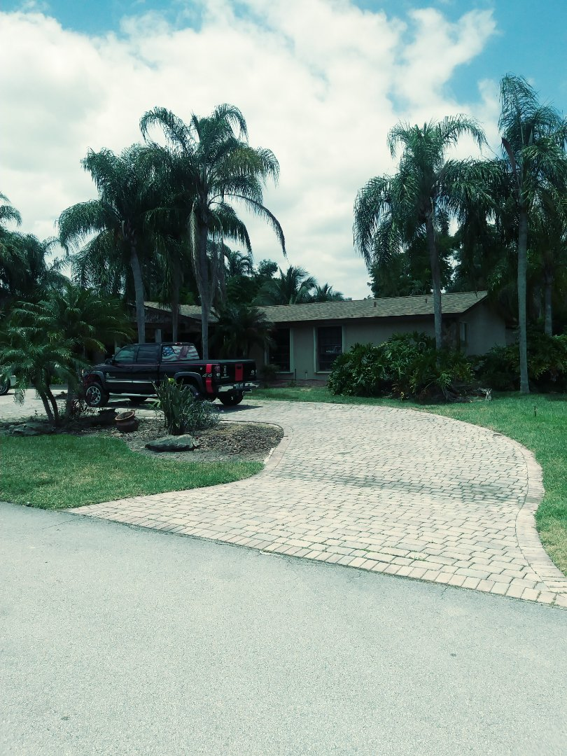 Davie, FL - Finished gaf timberline shingle and flat roofs by earl w Johnston roofing llc