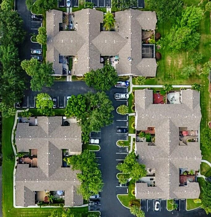 Plantation, FL - Gaf Timberline hd Driftwood color shingle re-roof is completed in Plantation, FL