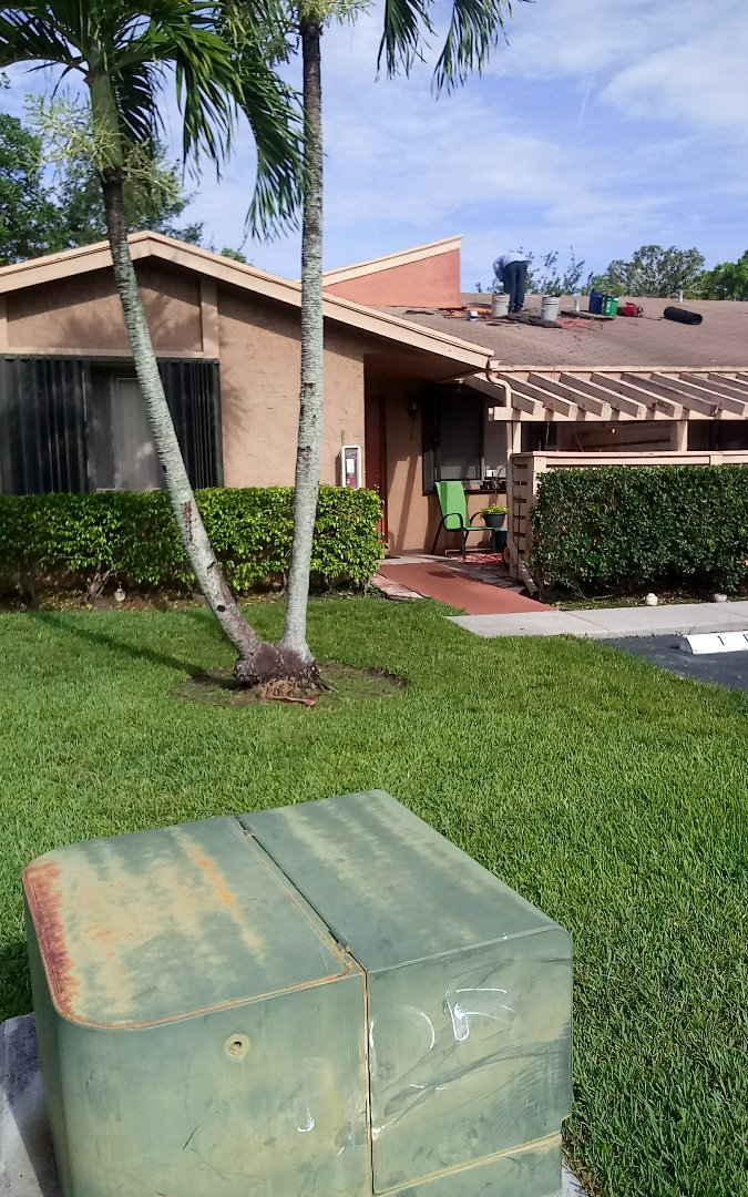 Weston, FL - Repair shingle ,israel & alexis