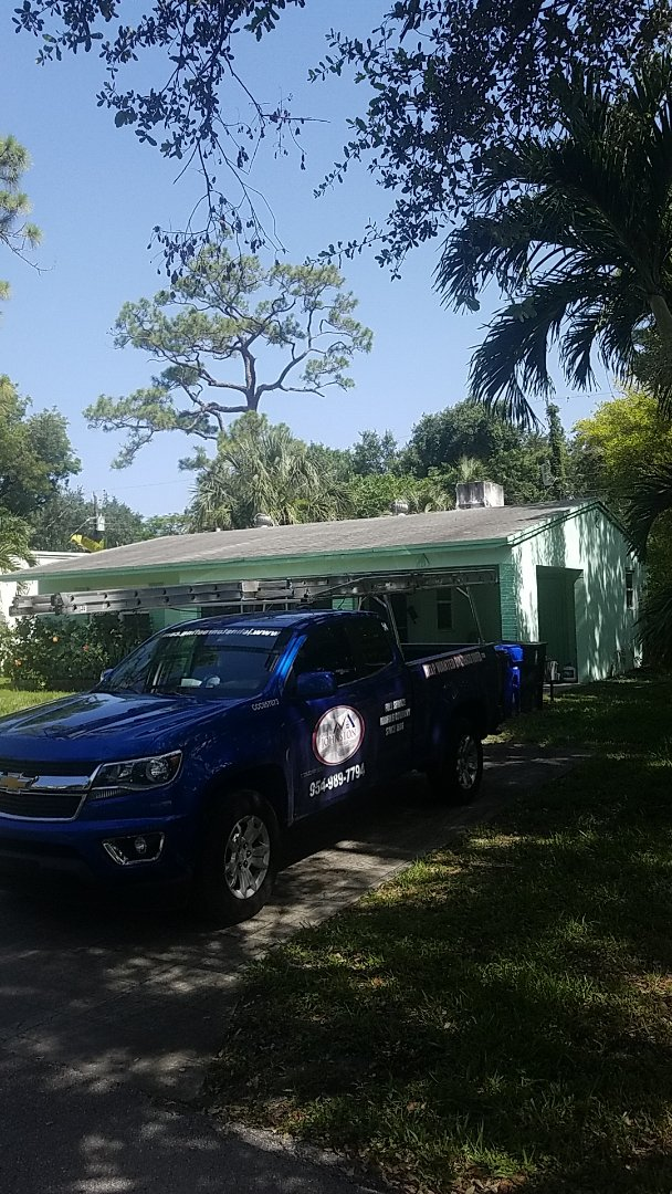 Fort Lauderdale, FL - GAF timberline HD shingles golden pledge warranty estimate by Aj from Earl Johnston Roofing Company