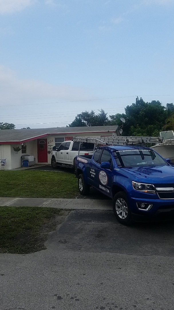 Pembroke Pines, FL - GAF timberline HD shingles reroof estimate by Aj from Earl Johnston Roofing Company
