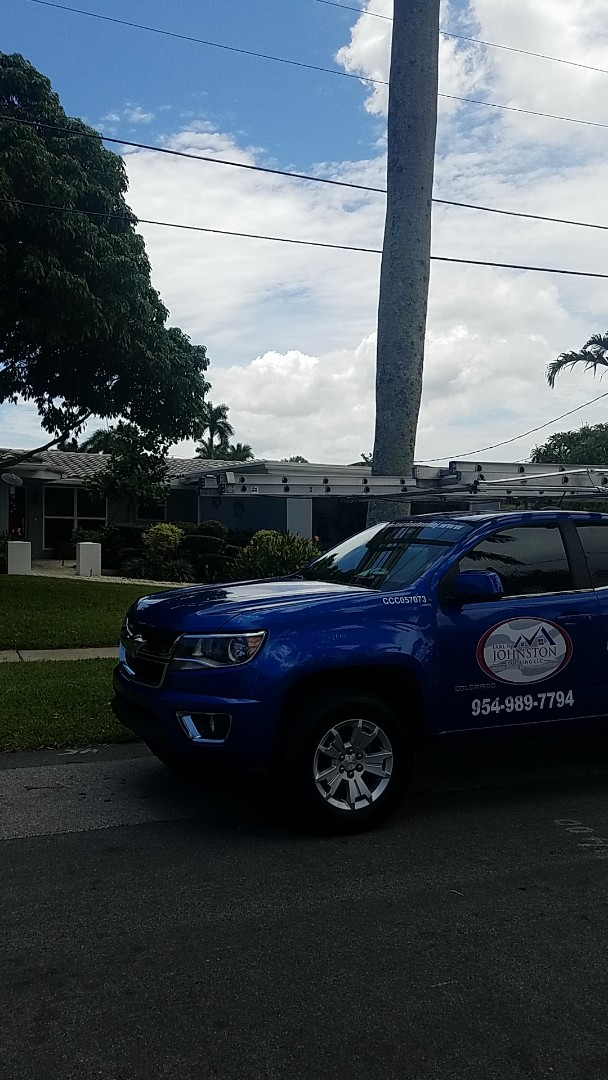 Pompano Beach, FL - Tile roof inspection by Aj from Earl Johnston Roofing Company