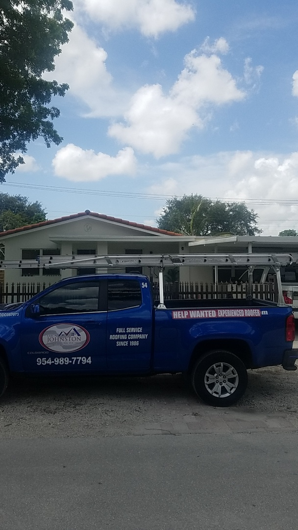 Miami, FL - Eagle Malibu tiles reproof estimate by Aj from Earl Johnston Roofing Company
