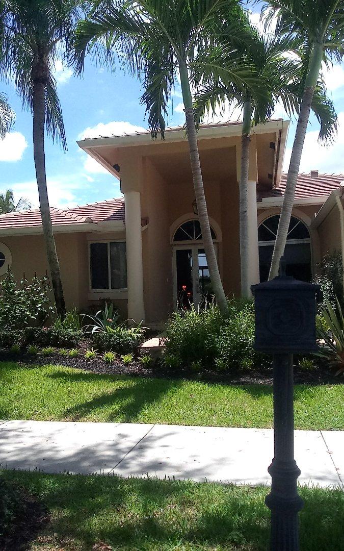 Weston, FL - Repair tile, Israel & Alexis