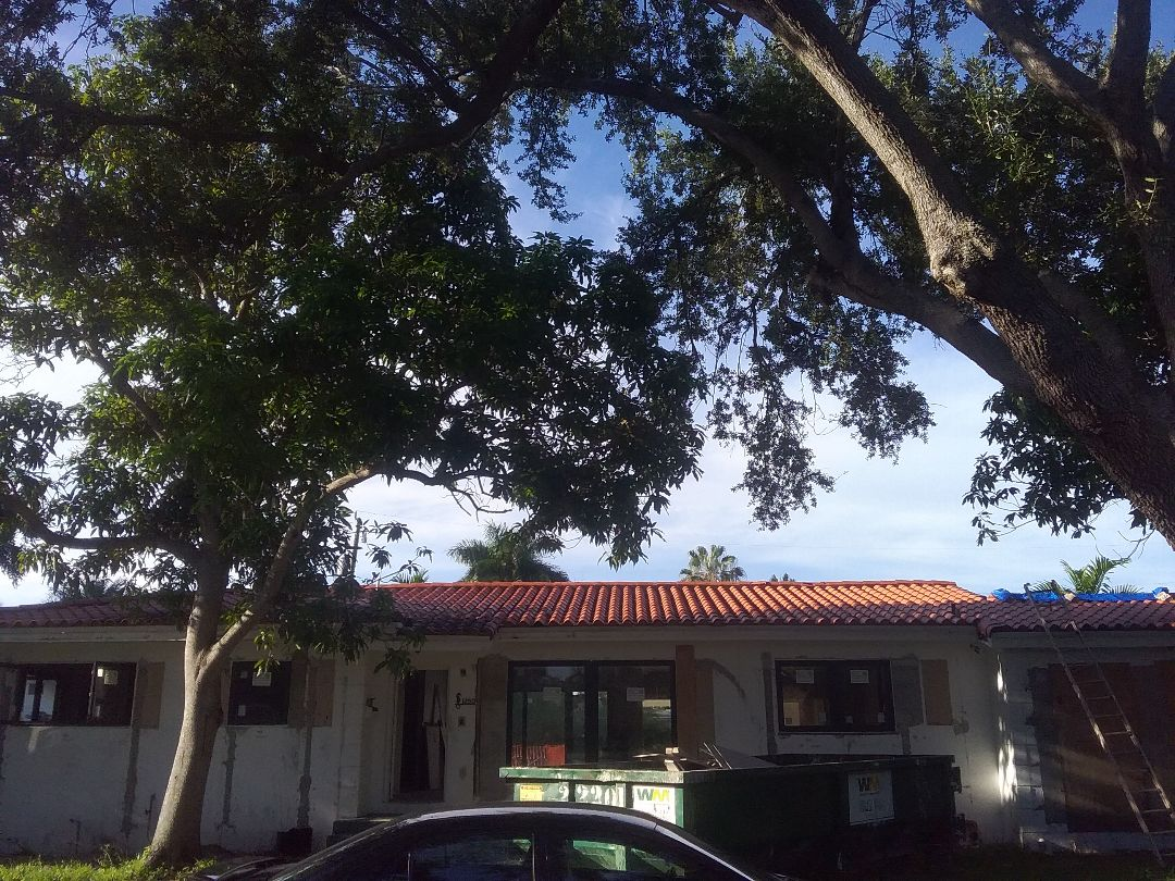 Miami Shores, FL - Roof repair in Miami Shores by Duane & Oliver from Earl W. Johnston Roofing